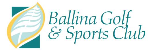Ballina Golf & Sports Club
