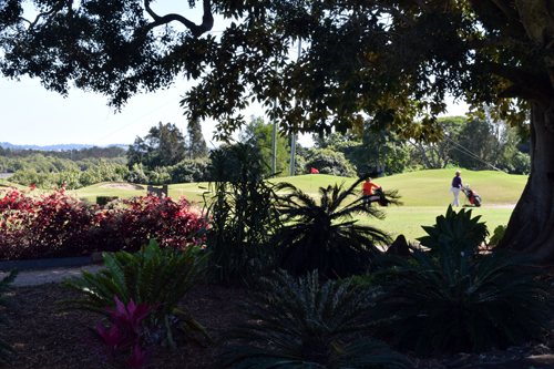 Ballina Golf Club - Hole 11