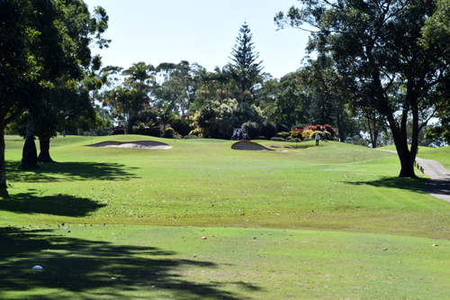 Ballina Golf Club - Hole 17
