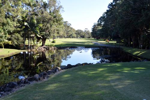 Ballina Golf Club - Hole 6